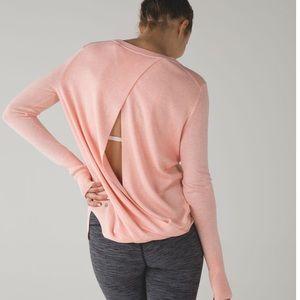 Lululemon Bring It Backbend Sweater